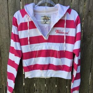 Pacific Girl | Striped Wildwood Hoodie